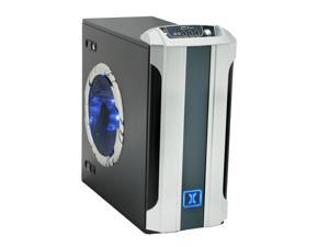 HEC Optimus 6XM1 Black SECC Steel ATX Mid Tower Computer Case