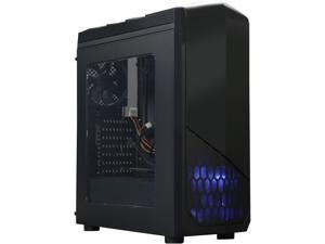 HEC 5BX3-B Black Steel ATX Mid Tower Cases (Computer Cases - ATX Form)