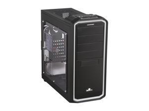 ENERMAX OSTROG ECA3253-BW Black / White SGCC / SECC ATX Mid Tower Computer Case ATX 12V (Optional) Power Supply