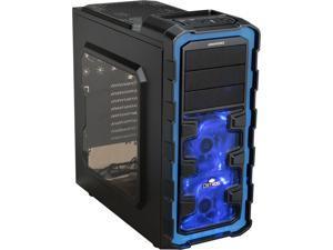 ENERMAX Ostrog GT ECA3280A-BL Black / Blue Steel / Plastic ATX Mid Tower Computer Case