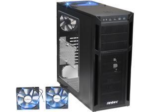 Antec 1100 Illusion Black Computer Case