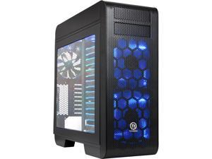 Thermaltake Core V71 Extreme Full Tower Chassis, Compatible With Extreme Liquid Cooling Builds (CA-1B6-00F1WN-00)