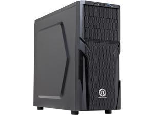 Thermaltake Versa CA-1B2-00M1NN-00 Black SPCC ATX Mid Tower Computer Case