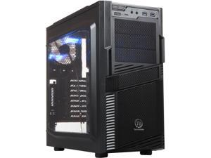 Thermaltake CA-1B5-00M1WN-00 Black SPCC ATX Mid Tower Computer Case
