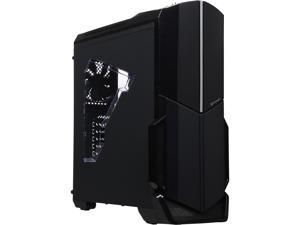 Thermaltake Versa N21 ATX Mid Tower Computer Case Chassis (Black)