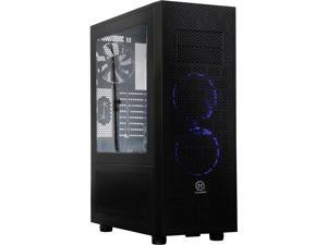 Thermaltake Core X71 Black ATX Gaming Full Tower Tt LCS Certified Gaming Computer Case CA-1F8-00M1WN-00