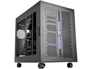 Thermaltake Core W200 CA-1F5-00F1WN-00 Black SPCC XL-ATX  Dual-System Super Tower Computer Case
