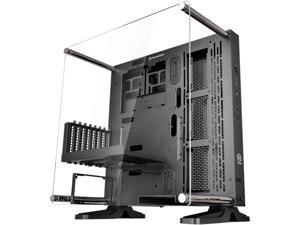 Thermaltake Core P3 Black ATX Open Frame Panoramic Viewing Tt LCS Certified Gaming Computer Case CA-1G4-00M1WN-00