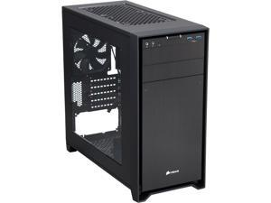 Corsair Obsidian Series 350D CC-9011029-WW Black Aluminum / Steel MicroATX Case with Window