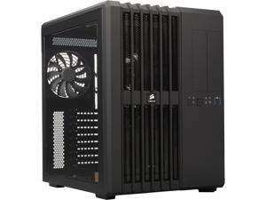Corsair Carbide Series Air 540 (CC-9011030-WW) Black Steel / Plastic ATX Cube High Airflow Cube Case ATX Power Supply
