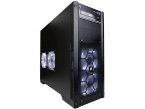 Corsair Carbide Series 300R Black Steel / Plastic ATX Mid Tower Computer Case