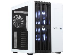 Corsair Carbide Series Air 540 (CC-9011048-WW) Arctic White Steel ATX Mid Tower Cube Computer Case