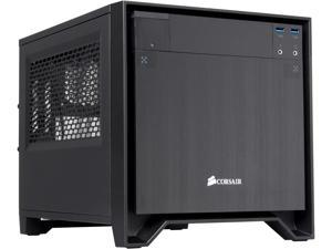 Corsair Obsidian Series 250D (CC-9011047-WW) Black Aluminum / Steel Mini-ITX Tower Computer Case