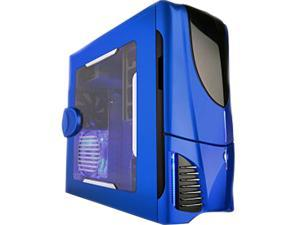 NZXT Apollo BLUE NP Blue Computer Case With Side Panel Window