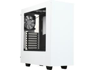 NZXT RB-CA-S340W-W1 White Steel ATX Mid Tower Computer Case