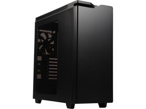 NEW NZXT H440 STEEL Mid Tower Case. Next Generation 5.25-less Design. Include 4 x 2nd Gen FNv2 Fans, High-End WC support, USB 3.0, PWM Fan hub,  Matte BLK / Black