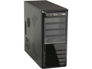 Rosewill Computer Case  - R519-BK - ATX Mid Tower - Black - 500W PSU