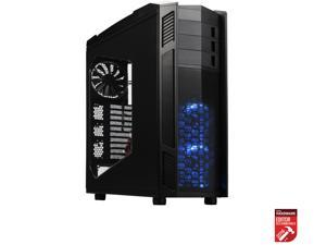 CASE ROSEWILL NIGHTHAWK 117 ATX Full Tower Gaming Computer Case, Supports up to 420 mm long VGA Card, 5 Fans Pre-installed, Fan Speed Control