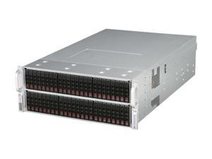 SUPERMICRO CSE-417E16-R1400LPB Black 4U Rackmount Extra High-Density Server Chassis