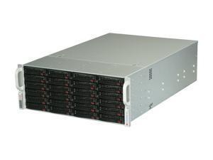 SUPERMICRO SuperChassis CSE-846A-R1200B Black 4U Rackmount Server Case