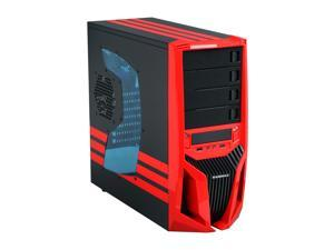 RAIDMAX ATX-298WR Black/Red Computer Case