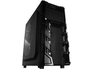 RAIDMAX Vortex V3 ATX-403WB Black Steel / Plastic ATX Mid Tower Computer Case