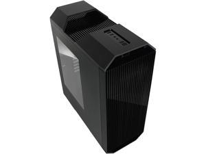 RAIDMAX Monster II ATX-A08WB Black Steel / Plastic ATX Tower Computer Case