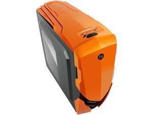 RAIDMAX Ninja II ATX-A06WBO Black/Orange Steel / Plastic ATX Tower Computer Case