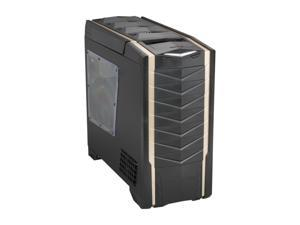 SilverStone RAVEN Series RV03B-W Matte Black Steel / Plastic ATX Full Tower Computer Case