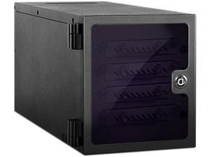 "iStarUSA EAGE4402TG-SAU3 4-bay 2.5"" SATA 6.0 Gb/s eSATA USB3.0 Hotswap JBOD Tower"