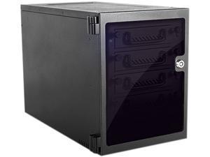 iStarUSA EAGE540TG-SAU3 5-bay SATA 6.0 Gb/s eSATA USB3.0 Hotswap JBOD Tower