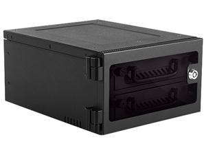 2-bay eSATA/USB3 RAID Tower Configurable RAID Storage Enclosure System