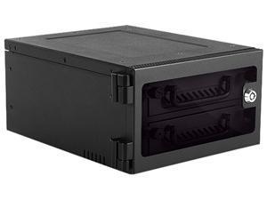 2-bay eSATA/USB3 RAID Tower Configurable RAID Storage Enclosure System