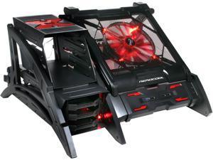 AeroCool StrikeX-Air Black SECC Open Case Computer Case