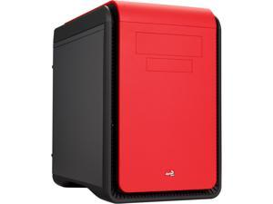 AeroCool DS-Cube Red Red 0.8mm SGCC ATX Mid Tower Computer Case