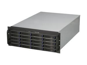NORCO RPC-4020 4U Rackmount Server Chassis w/ 20 Hot-swappable SATA/SAS Drive Bays