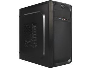 TOPOWER TP-2001BB-400 Black ATX Mid Tower with 400W Power Supply