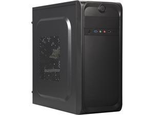 TOPOWER TP-2001BB-450 Black ATX Mid Tower with 450W Power Supply