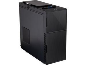 Nanoxia NXDS1B Black Computer Case