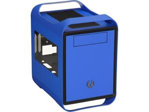 BitFenix Prodigy with Window Cobalt Blue Steel / Plastic Mini-ITX Tower Computer Case