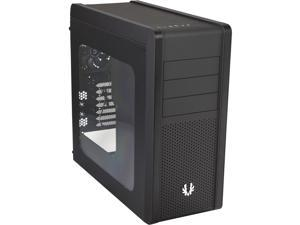 BitFenix Ronin Series BFC-RON-300-KKWSK-RP Black Steel / Plastic ATX Mid Tower Computer Case