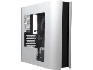 BitFenix BFC-PAN-300-KSWL1-RP Silver Aluminum, Steel, Plastic Computer Case