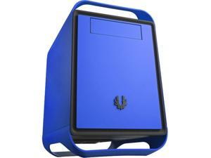 BitFenix Prodigy M Window Side Panel Computer Case, Blue, BFC-PRM-300-BBWKK-RP, Micro ATX / Mini-ITX Form Factor, Compatible with ATX PSU