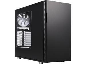 Fractal Design Define R5 Black Window Silent ATX Midtower Computer Case