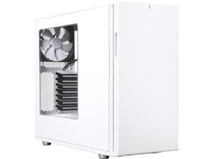 Fractal Design Define R5 White Window Silent ATX Midtower Computer Case