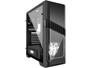 AZZA Titan (CSAZ-240) Black SECC ATX Mid Tower Computer Case