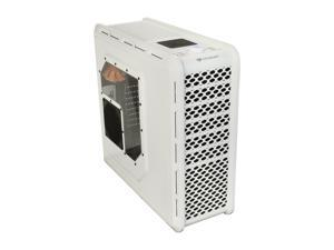 COUGAR Evolution-W White SECC ATX Full Tower Computer Case with Dual 12cm COUGAR TURBINE HYPER-SPIN Bearing Silent Fans, USB 3.0 x 2, USB 2.0 x 2