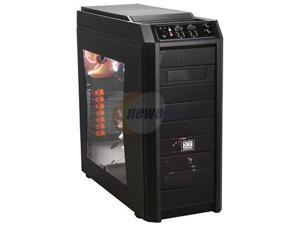 Xigmatek Utgard Window CPC-T90DB-U02 Black Computer Case With Side Panel Window