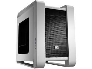 Xigmatek Aquila CCD-14AWW-U01 White Steel / Plastic Mini-ITX Tower Computer Case