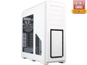 Phanteks Enthoo Luxe Series PH-ES614L_WT White Aluminum faceplates, Steel Chassis ATX Full Tower Computer Case